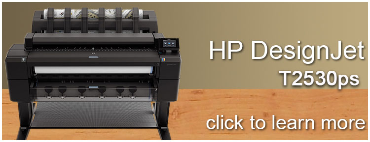 HP Design Jet T2530ps